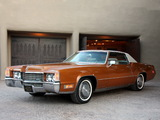 Cadillac Fleetwood Eldorado 1970 photos