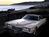 Cadillac Eldorado Coupe 1971 pictures