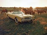 Cadillac Eldorado Convertible 1976 images