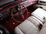 Cadillac Eldorado Convertible 1976 pictures