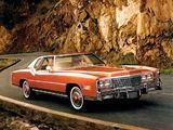 Cadillac Eldorado Coupe 1977 photos