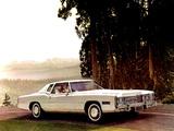 Cadillac Eldorado Coupe 1977 wallpapers