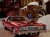 Cadillac Eldorado Coupe 1978 wallpapers