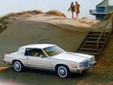 Cadillac Eldorado 1982 images