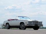 1984–85 Cadillac Eldorado Biarritz Convertible 1983–85 wallpapers