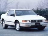 Cadillac Eldorado Touring Coupe EU-spec 1992–94 pictures