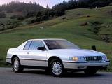 Cadillac Eldorado Touring Coupe 1992–94 pictures