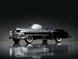 Images of Cadillac Eldorado Convertible 1953