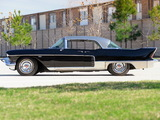 Images of Cadillac Eldorado Brougham (7059X) 1957–58