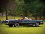 Images of Cadillac Eldorado Convertible 1976