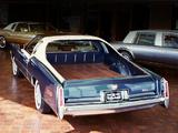 Images of Cadillac Eldorado Roadster Sportsmobile by Egidi 1977