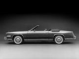 Images of 1984–85 Cadillac Eldorado Biarritz Convertible 1983–85