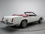 Images of 1984–85 Cadillac Eldorado Biarritz Convertible 1983–85