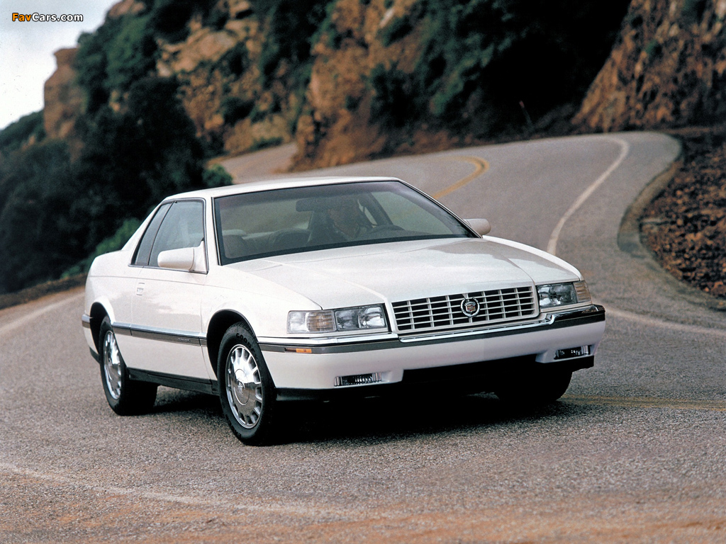 Images of Cadillac Eldorado Touring Coupe 1992–94 (1024 x 768)