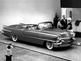 Photos of Cadillac Eldorado Biarritz 1956