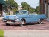Photos of Cadillac Eldorado The Raindrop Dream Car 1958