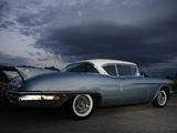Photos of Cadillac Eldorado Seville (6237SDX) 1958