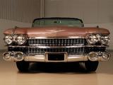 Photos of Cadillac Eldorado Biarritz 1959