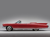Photos of Cadillac Eldorado Biarritz 1960