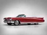 Photos of Cadillac Eldorado Biarritz 1960