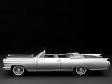 Photos of Cadillac Fleetwood Eldorado Convertible 1964