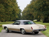 Photos of Cadillac Fleetwood Eldorado 1969