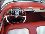 Pictures of Cadillac Eldorado Convertible 1953