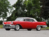 Pictures of Cadillac Eldorado Biarritz 1957