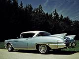 Pictures of Cadillac Eldorado Seville (6237SDX) 1958