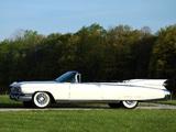 Pictures of Cadillac Eldorado Biarritz 1959