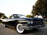 Pictures of Cadillac Eldorado Biarritz 1960