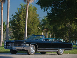 Pictures of Cadillac Fleetwood Eldorado Convertible 1966