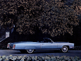 Pictures of Cadillac Eldorado Convertible 1971
