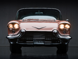 Cadillac Eldorado Brougham (7059X) 1957–58 wallpapers