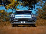 Cadillac Eldorado Seville (6237SDX) 1958 wallpapers