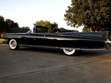 Cadillac Eldorado Biarritz 1960 wallpapers