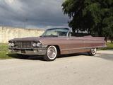 Cadillac Eldorado 1962 wallpapers