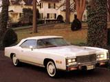 Cadillac Eldorado Convertible 1976 wallpapers