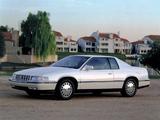 Cadillac Eldorado Touring Coupe 1992–94 wallpapers