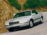 Cadillac Eldorado 1992–94 wallpapers