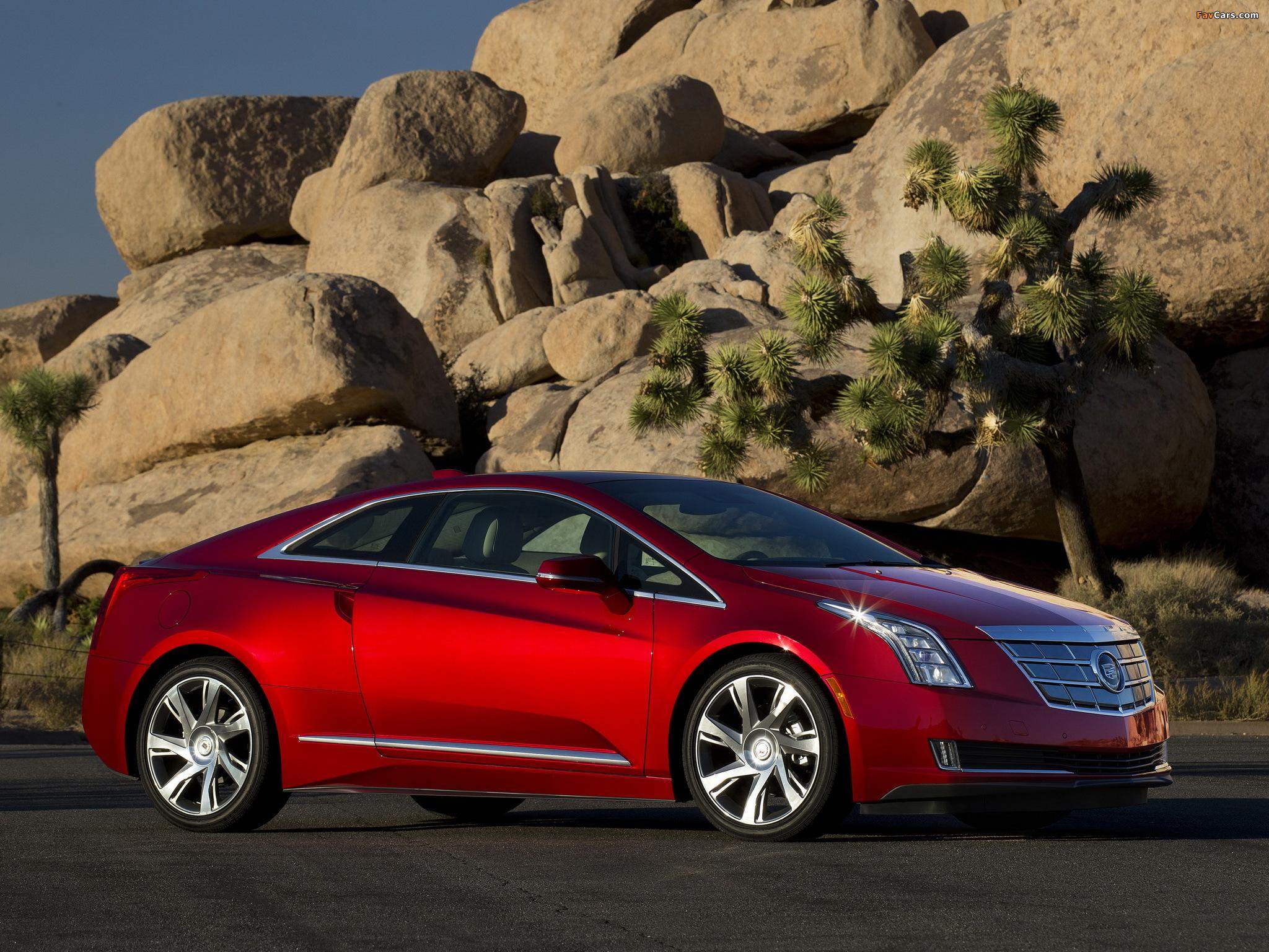 Cadillac ELR 2014 images (2048 x 1536)