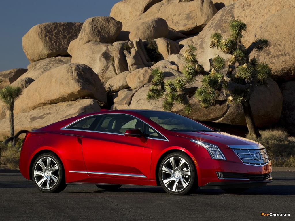 Cadillac ELR 2014 images (1024 x 768)