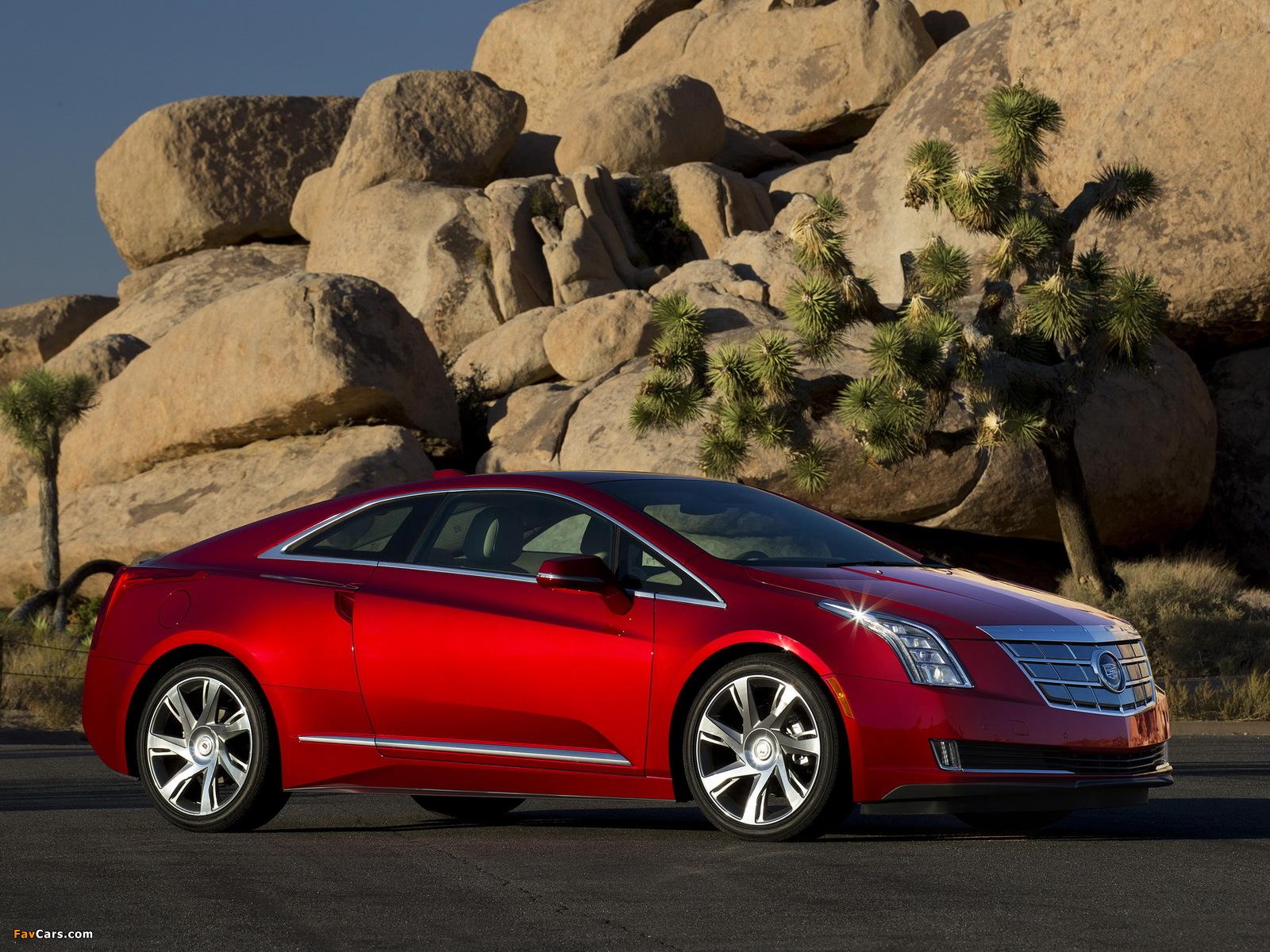 Cadillac ELR 2014 images (1600 x 1200)