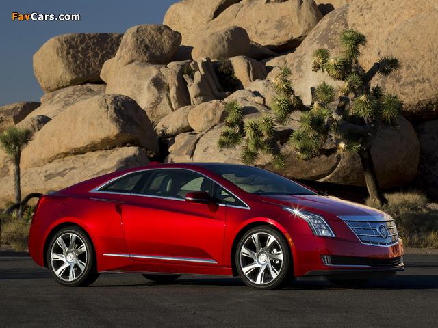 Cadillac ELR 2014 images (640 x 480)