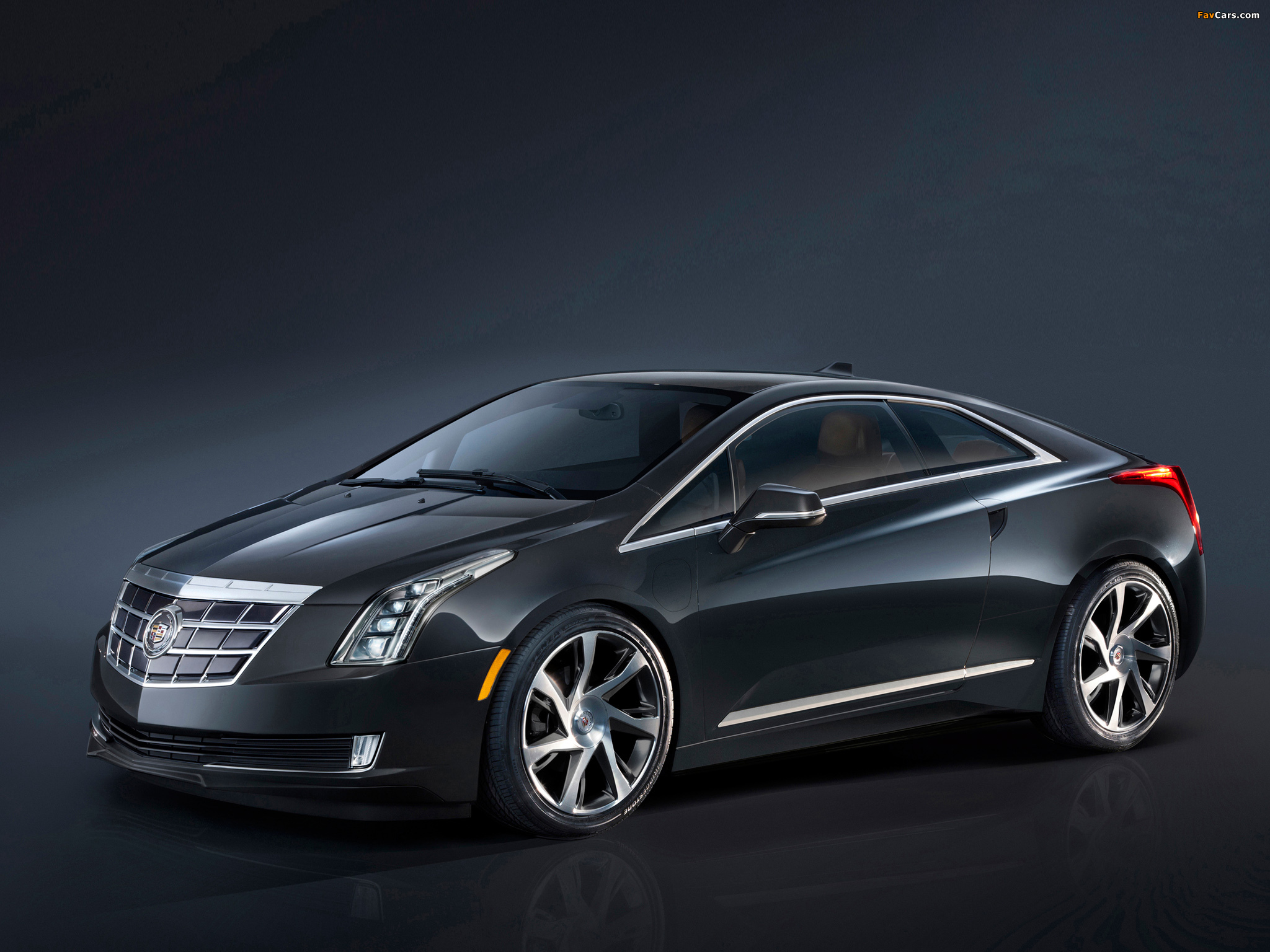 Cadillac ELR 2014 wallpapers (2048 x 1536)
