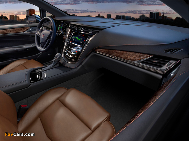 Cadillac ELR 2014 wallpapers (640 x 480)