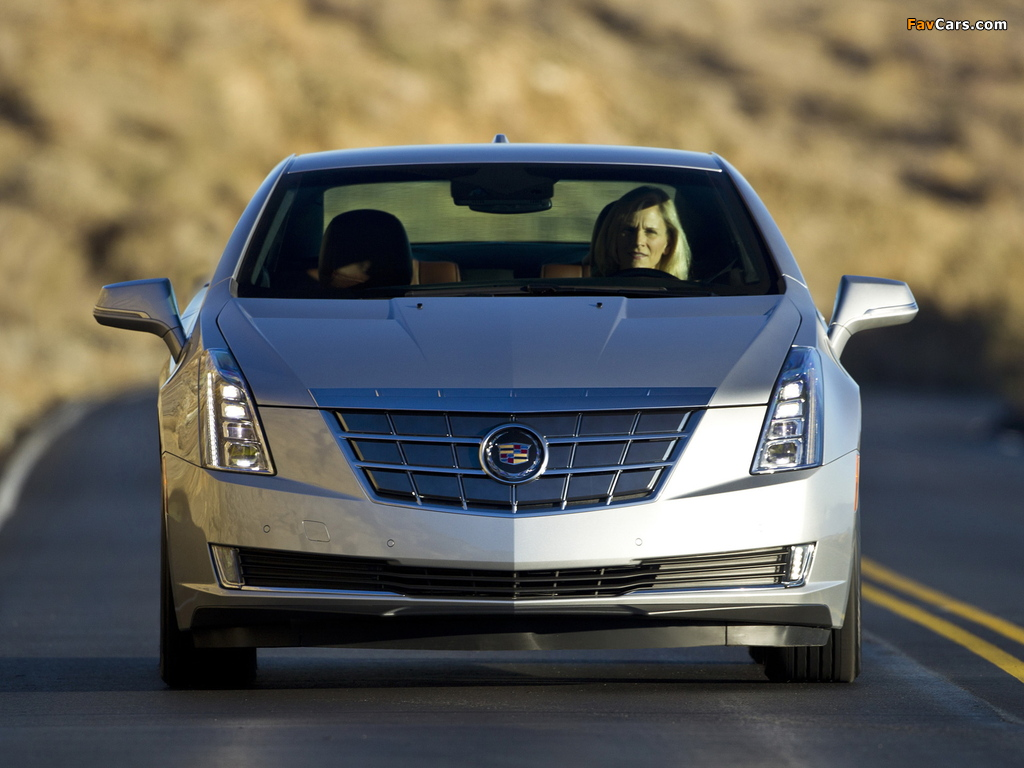 Pictures of Cadillac ELR 2014 (1024 x 768)