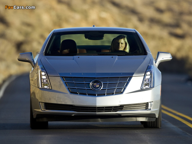 Pictures of Cadillac ELR 2014 (640 x 480)