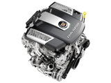 Engines  Cadillac 3.6L V-6 VVT DI Twin Turbo (LF3) pictures