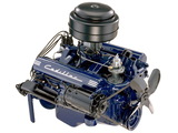 Images of Engines  Cadillac V8 OHV 1949